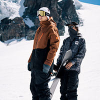 Click to view Snowboard Jackets